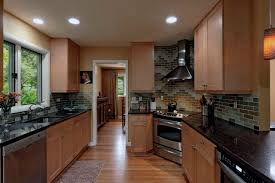 Wooden Kitchen Cabinet Brown