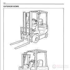 toyota forklift fb h service manual auto repair manual pages 765