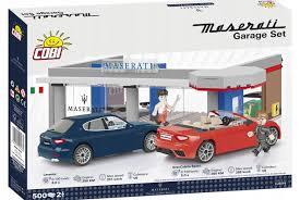 <b>Конструктор COBI</b> Гараж суперкаров <b>Maserati</b> Garage Set COBI ...