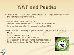 Giant Panda Population Chart Giant Pandas
