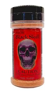 Wicked Tickle Black Skull Smoked Ghost Pepper ... - Amazon.com