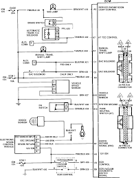 1986 chevy s10 the wiring harness diagram engine compartment pickup graphic