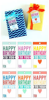 Birthday Tags Template Birthday Gift Certificate Template Free Download Stingerworld Co