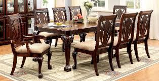 furniture of america dining sets. Furniture Of America CM3185T-SET Petersburg I Formal Dining Table Set Sets T