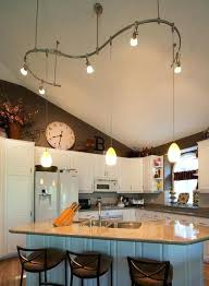 how to install a chandelier on sloped ceiling flush mount light