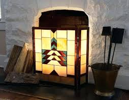 modern glass fireplace screen image of antique stained glass fireplace screen fireplace gif loop