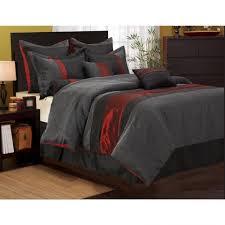 red plaid bedding ralph lauren red cotton comforter red