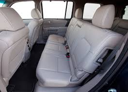 2012 Honda Pilot Interior (7) – Car Reviews, Pictures, and Videos
