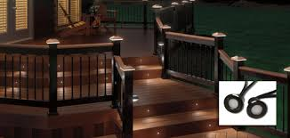 deck lighting. Deckorators LED Lighting Kit Deck Lighting