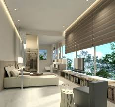 Modern Apartment Design Concept .