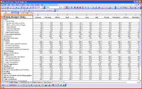 Small Business Spreadsheet For Income And Expenses Accounting