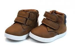 Stepping Stone Toddler Boys Hi Top Boot Brown 3