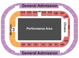 Seating Chart Ford Idaho Center Snake River Stampede Tickets At Arena At Ford Idaho Center