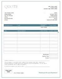 price estimate template download a simple price quote template for excel easily create