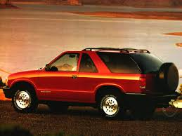 1997 Chevrolet Blazer 4dr 4x4 in for Sale in Cleveland, OH - Used ...