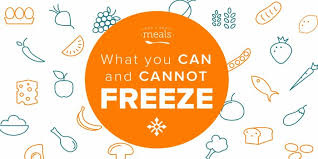 What Are Foods That Freeze Well Once A Month Meals