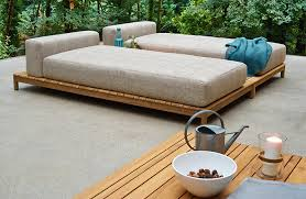 outdoor floor seating. Outdoor Chaise 09518 Floor Seating A