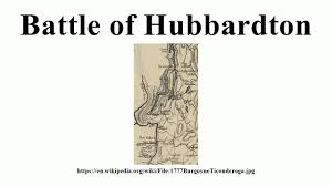 Image result for battle of hubbardton