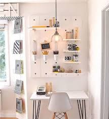 decorate small office work home. 31 inspiring small work spaces we found on instagram home office decorate n