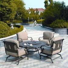 Fire Pit Sets Patio Furniture