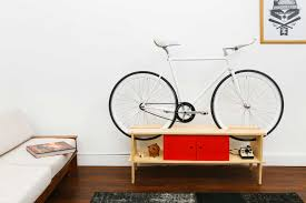 Bicycle Furniture Berto Aussems Awesome Diy Bike Toolbox Is A Mobile Workbench On