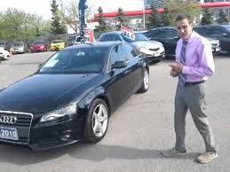 black audi 2010. Beautiful Black 2010 Used Black Audi A4 Quattro And 0