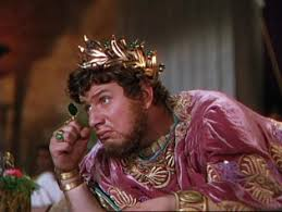 Image result for peter ustinov in quo vadis