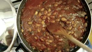 FAGIOLI ALLA BUD SPENCER - YouTube
