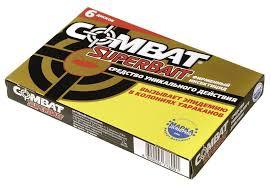 <b>Ловушки для тараканов COMBAT</b>, 6 шт по оптовым ценам ...