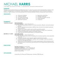 Sample Resume For Accounting Position With Experience Resume Free Sample  Resume Cover accountant resume dayjob accounting