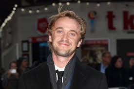 This was what was on our minds. Tom Felton Planning Virtual Harry Potter Reunion