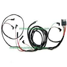 63 ford falcon v8 engine gauge feed wiring harness 1963 221 260 289 Wiring for a 1963 Falcon image is loading 63 ford falcon v8 engine gauge feed wiring