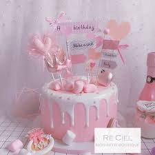 Re Ciel It Is Celebration Garland Baby Gift Girl For The Half