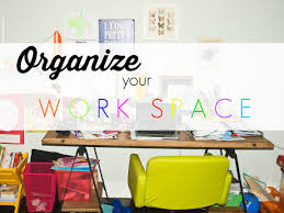 organize your office space. How To Organize Your Workspace--get Inspired Give Workspace Organized. Lots Office Space