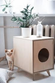 corner cat litter box furniture. Corner Cat Litter Box Furniture E