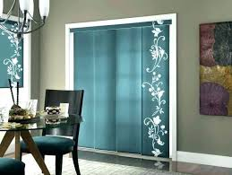 creative ideas for covering sliding glass doors decoration patio door panels splendid panel blinds ideas creative