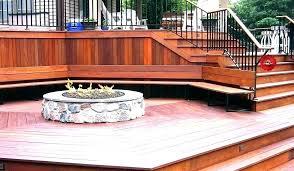 wood deck cost deck costs