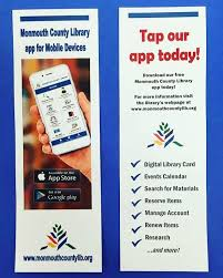 monmouth county library home facebook image contain phone
