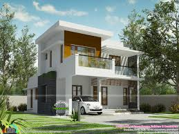 Small Picture 32 lakh cost estimated modern house Kerala home design
