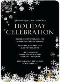 Corporate Christmas Party Invitations Zoli Koze
