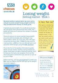 Nhs Child Weight Chart How To Lose Weight Fast