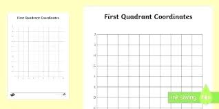 Single Quadrant Graph Paper Ispe Indonesia Org