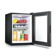 glass front refrigerator for home low hotel and home low noise glass door refrigerator fridge
