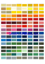 Ral Colour Chart Download Free Ral Color Chart Templates Samples Forms
