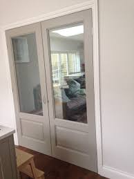 interior double doors. My Glazed Double Doors Painted Hardwick White By Farrow And Ball Interior D