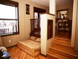 Compact Stairs Inside Tiny Houses Very Small House Interior - Very small house interior design