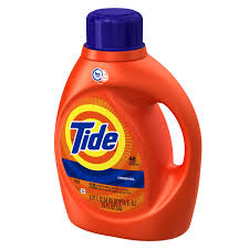 High Efficiency Detergent Brands Tide High Efficiency Turbo Clean Original Scent Liquid Laundry