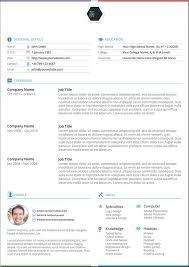 Free Word Document Resume Templates Doc Template Elegant