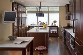 Cherry Kitchen Cabinets Contemporary kitchen MSM Property