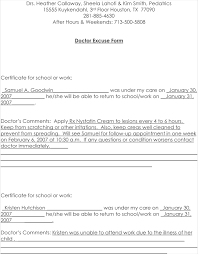 Houston Doctors Note Doctors Note Template 10 Professional Samples To Create Notes